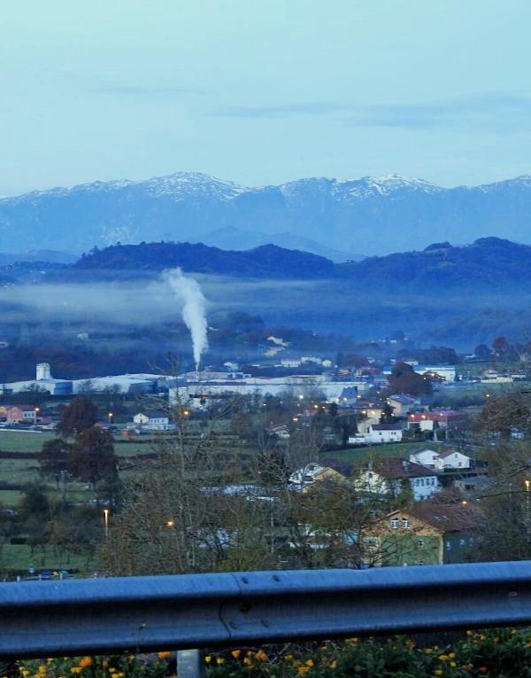 Asturias. Otra planta de asfalto para Grado al lado de Oviedo