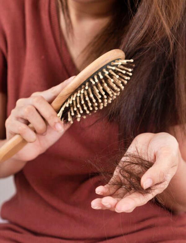 La contaminación te puede dejar sin un pelo en la cabeza