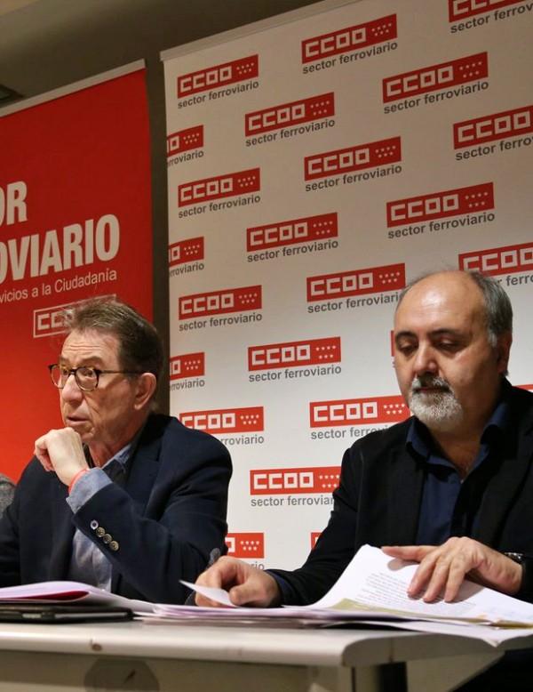 CCOO 'arremete' contra 'Madrid 360'