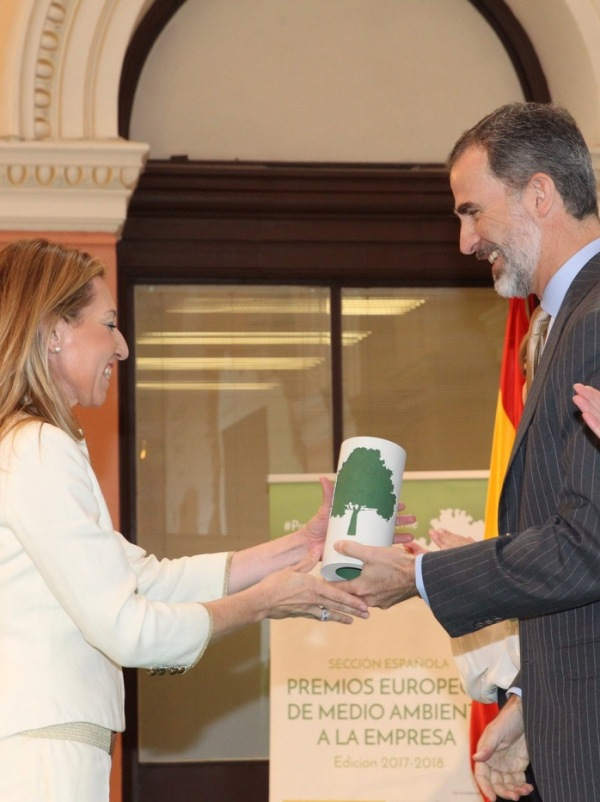 País Vasco. Premios Europeos de Medio Ambiente a la Empresa 2019-2020