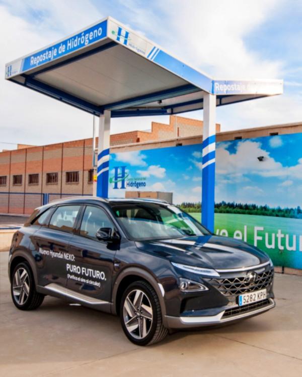 ¿Qué pasa con el repostaje de coches impulsados por hidrógeno?
