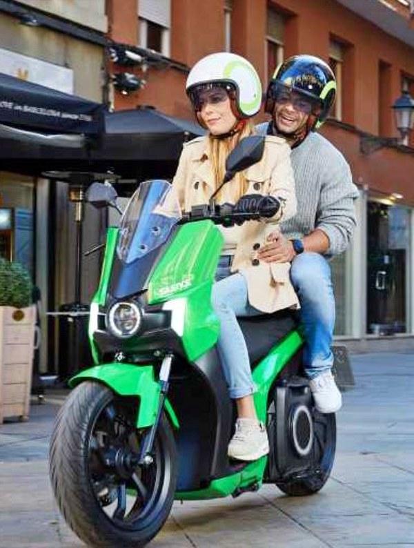 Seat quiere entrar en el mercado de la moto eléctrica