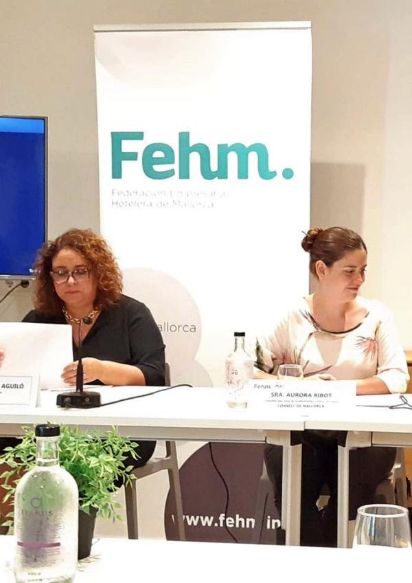 Buen ritmo en recogida de los residuos de reformas en hoteles en Mallorca