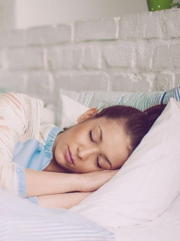 Ni mucho, ni poco, duerme lo justo y necesario