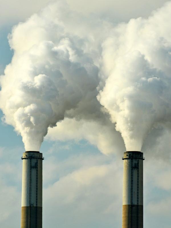 Tecnología verde captura CO2 del aire y lo recicla en poliuretano