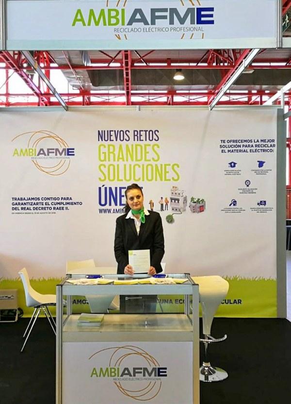AMBIAFME celebra su primer año alcanzando con cifras sobresalientes los residuos tratados