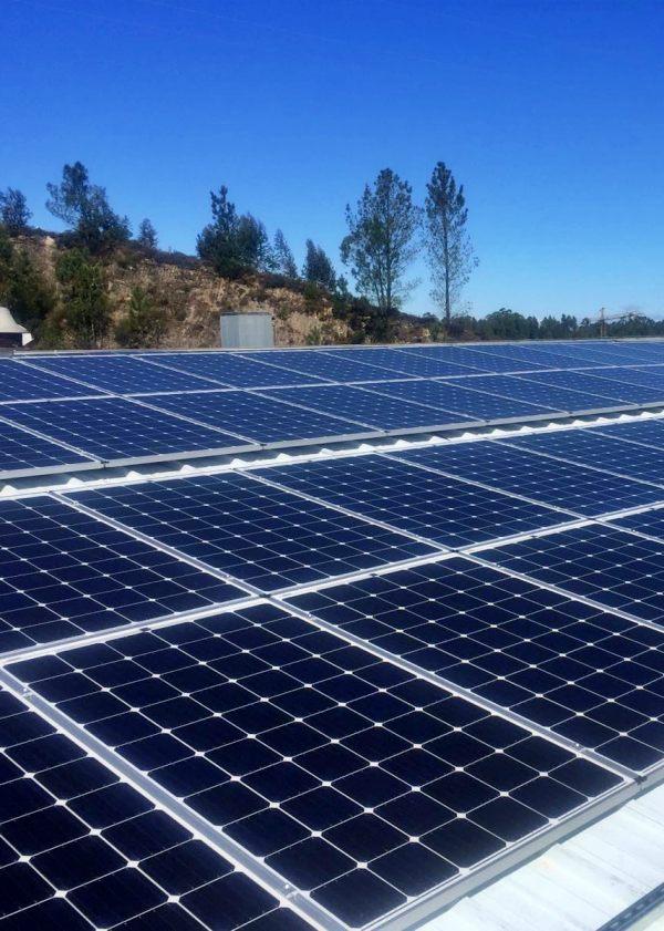 SUNFIELDS. Calentamiento global y los paneles solares