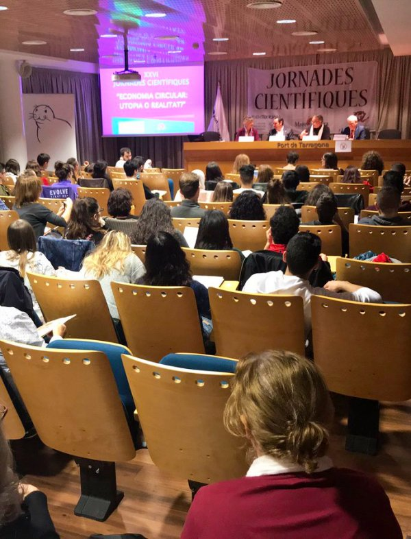 Plásticos. La XXVII edición del Curso Científico en Tarragona entra en lista de reserva
