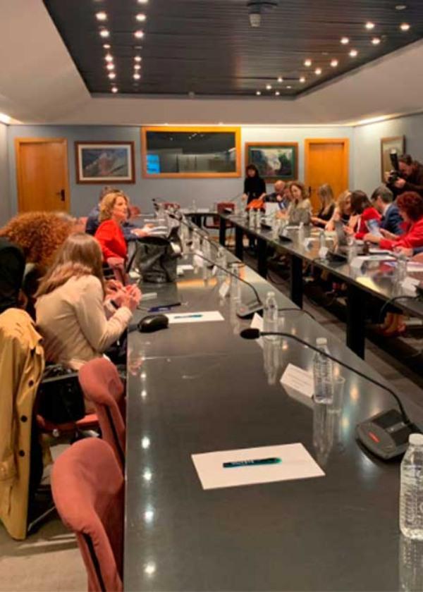Primera reunión de trabajo sobre actuaciones y convenios de Transición Justa en el Principado de Asturias