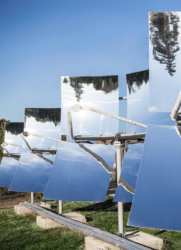 TCT RED, es la solución más eficiente e innovadora del mercado para aprovechar el calor del sol