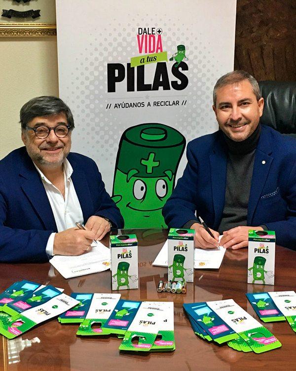 Ecopilas asesorará a Montenegro para implementar un sistema de gestión y reciclaje de pilas
