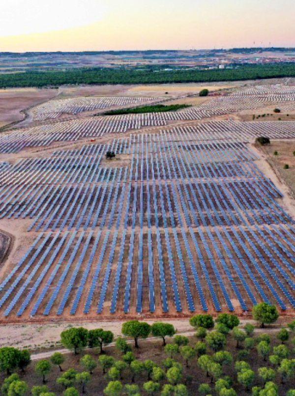 Solaria recibe el visto bueno para ampliar su planta fotovoltaica de Trillo (Guadalajara)
