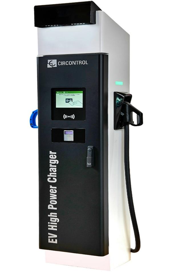 Circontrol y su innovador cargador para autobuses eléctricos