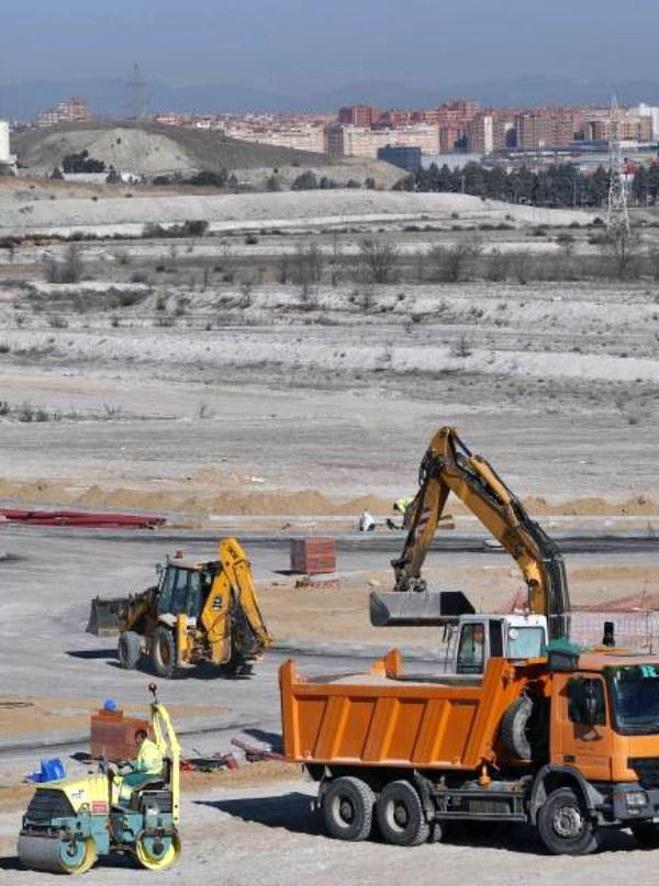El Ayuntamiento de Madrid da 'luz verde' a la construcción del colector que abastecerá a Los Berrocales