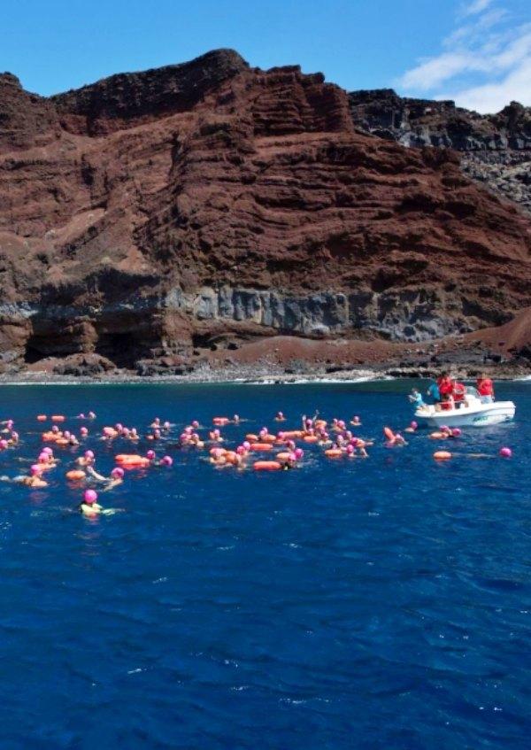 Levantan la restricción para bucear en la reserva marina del Mar de las Calmas
