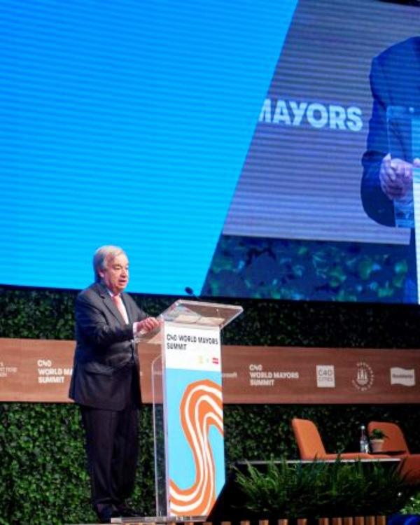 Las ciudades deben liderar la respuesta a la crisis climática