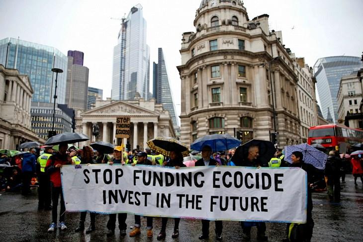 El colectivo 'científico' apoya la desobediencia civil no violenta ante el cambio climático