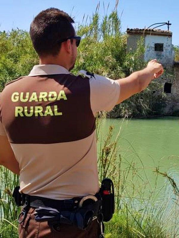 Pesca ilegal de delincuentes en la desembocadura del Mijares
