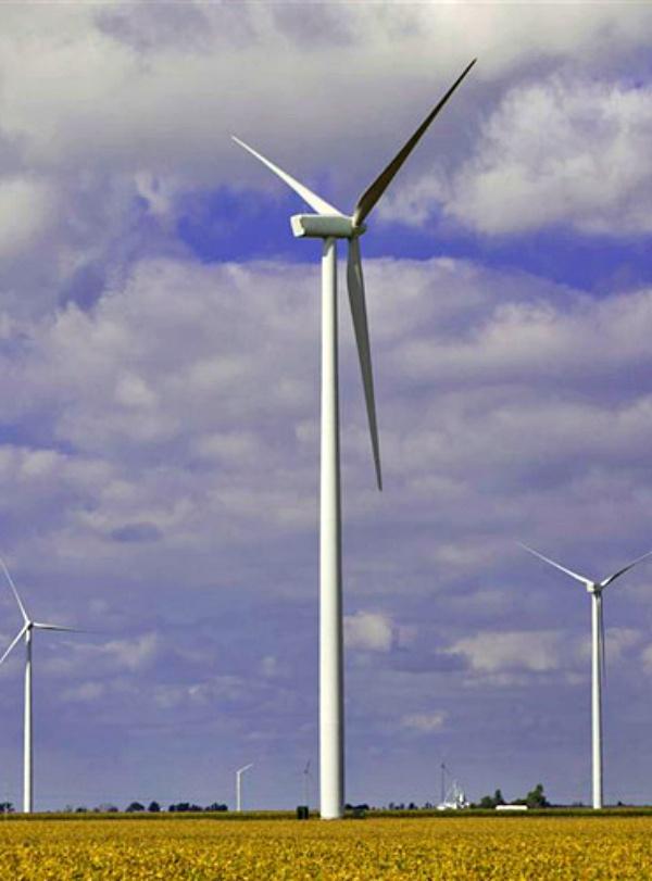 EDPR acuerda con Bank of America una financiación por 386 millones para proyectos eólicos en EEUU