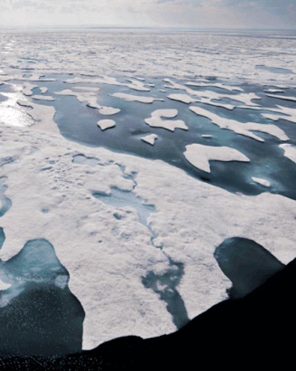 La recuperación de la capa de ozono eleva el hielo marino antártico