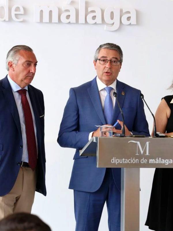 La Diputación de Málaga comprometida ante la crisis climática con acciones de eficiencia energética y reforestación