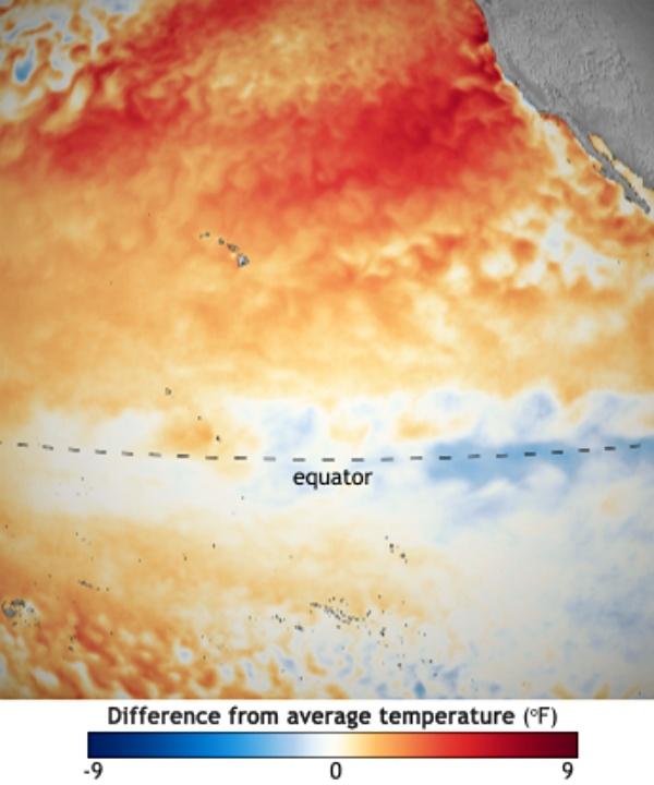 ISGlobal desarrolla un innovador modelo climático que predice episodios de El Niño a largo plazo