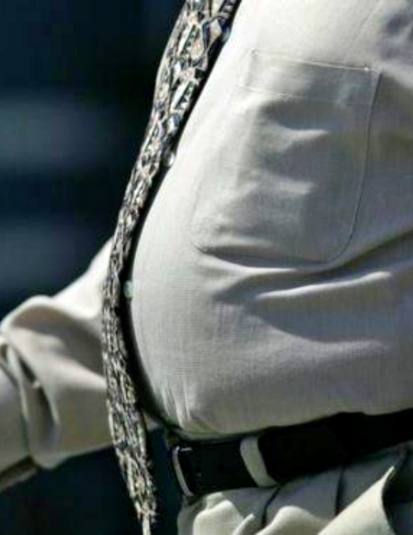 Estar obeso reduce tu testosterona