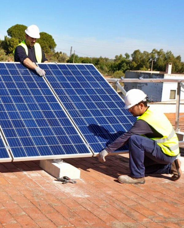 Onuva, residencia solidaria que confía en TSO para su transición energética con energía fotovoltaica