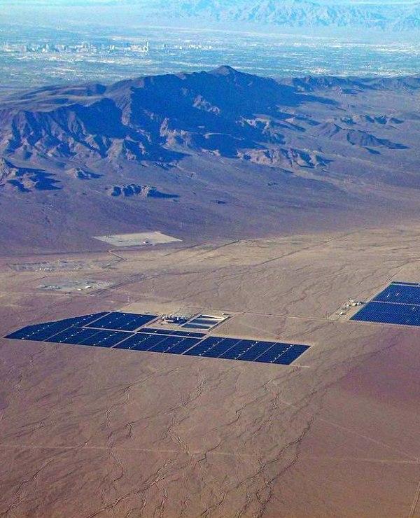 Acciona adquiere proyectos fotovoltaicos en Estados Unidos por 3.000 MW