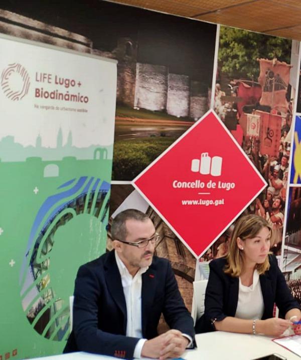 Tecnología verde contra el cambio climático en Lugo