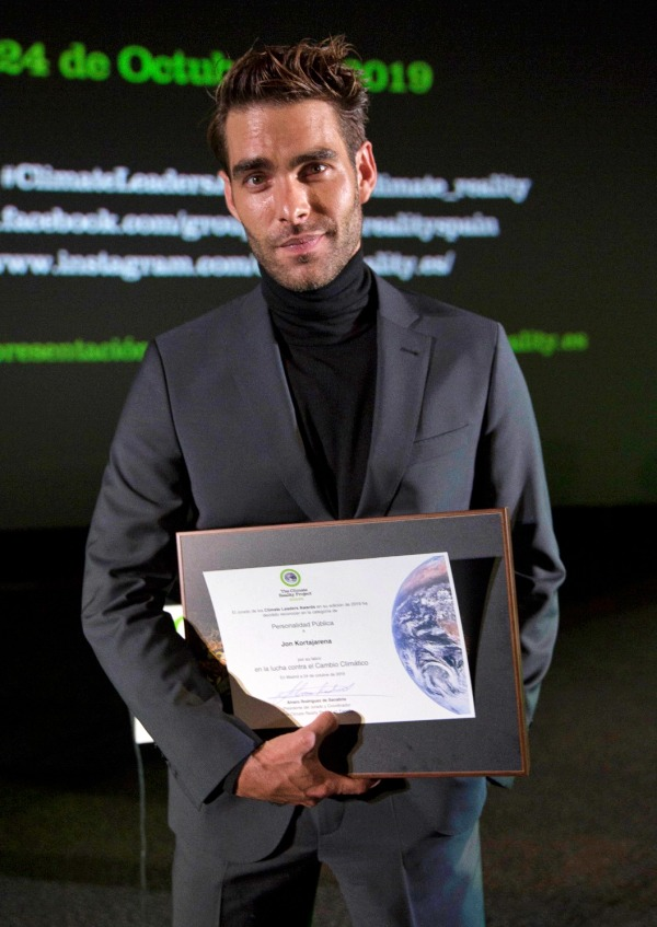 Premios 'Climate Leaders Awards'a los personajes más destacados del año en España