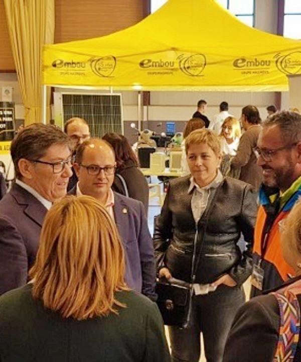 La localidad de Fuentespalda es pionera en implementación de energías renovables