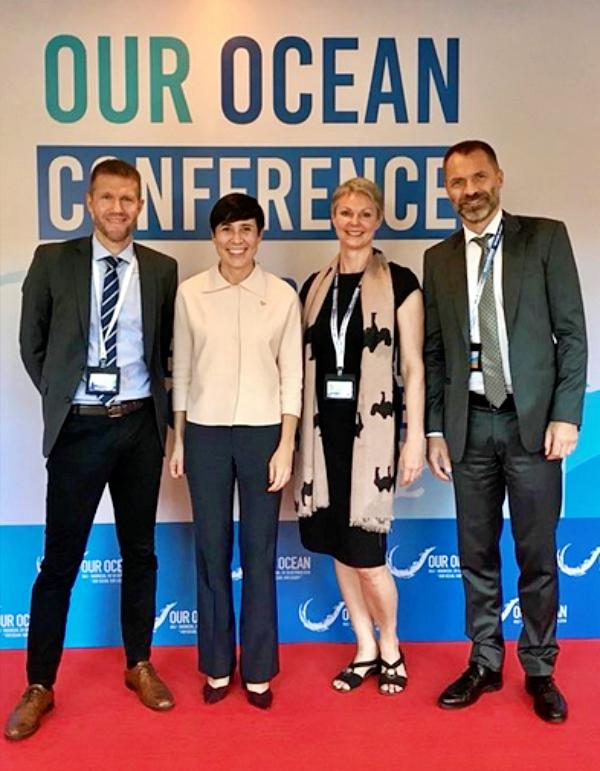 Conferencia 'Our Ocean', buscando la conservación de los océanos