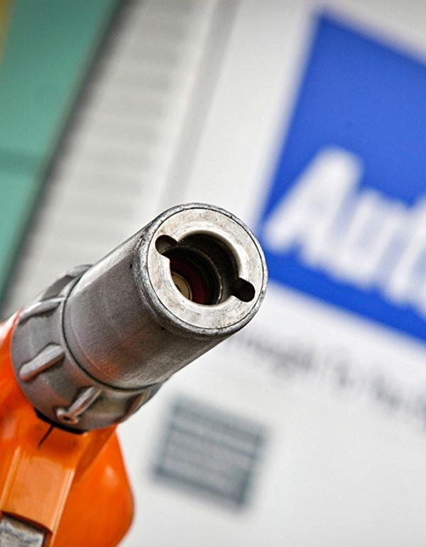 La venta de coches de gas 'al alza'