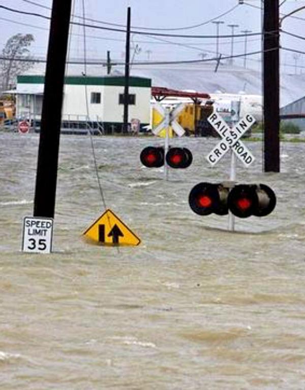 Crisis Climática: Más de 300 millones de personas están en peligro por inundaciones