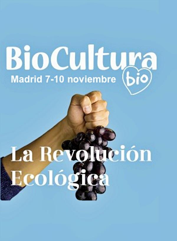 Las 10 actividades que te ofrece BioCultura Madrid 2019