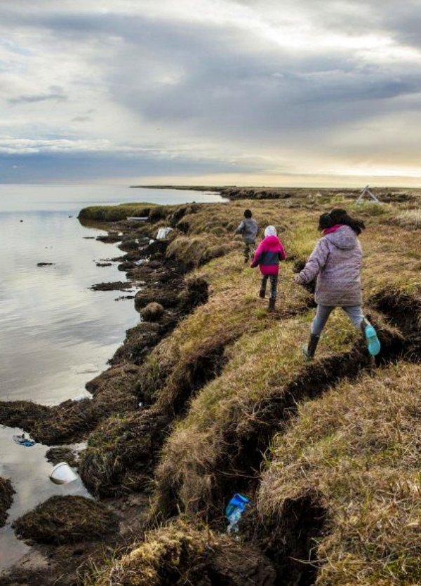 Habrá cambios en el clima Ártico debido al deshielo del permafrost