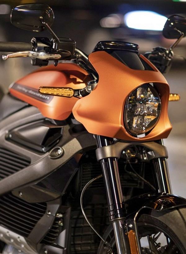 En 'EXPOELECTRIC' exhibirán: La LiveWireTM, la primera motocicleta 100% eléctrica de Harley-Davidson