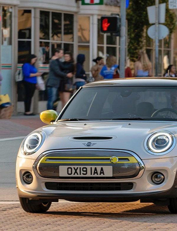 El eléctrico MINI Cooper SE desembarca en España