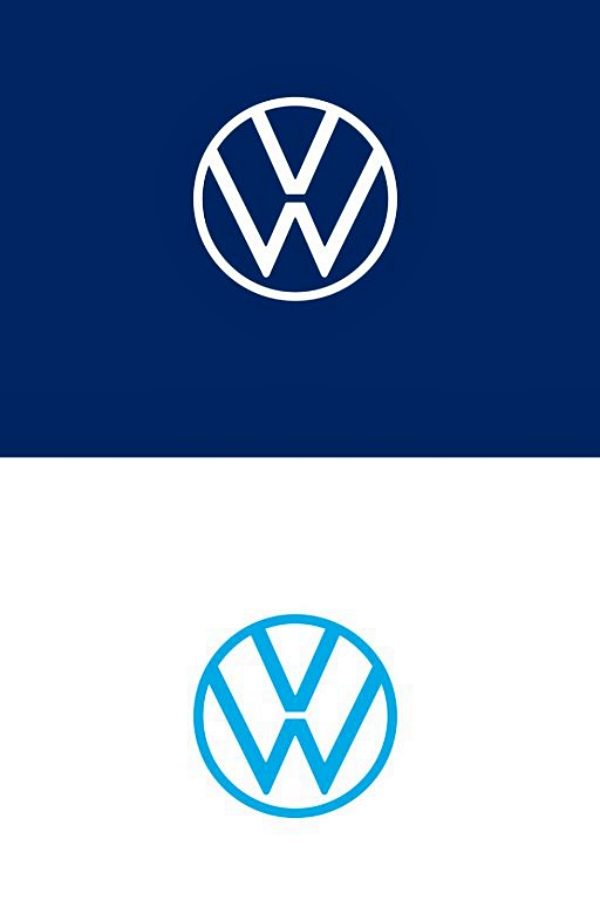 Nuevo logo de Volkswagen, el eléctrico ya está aquí