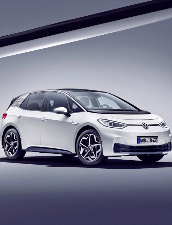 Volkswagen ID.3, así será el nuevo eléctrico que tiene prevista su llegada en 2020