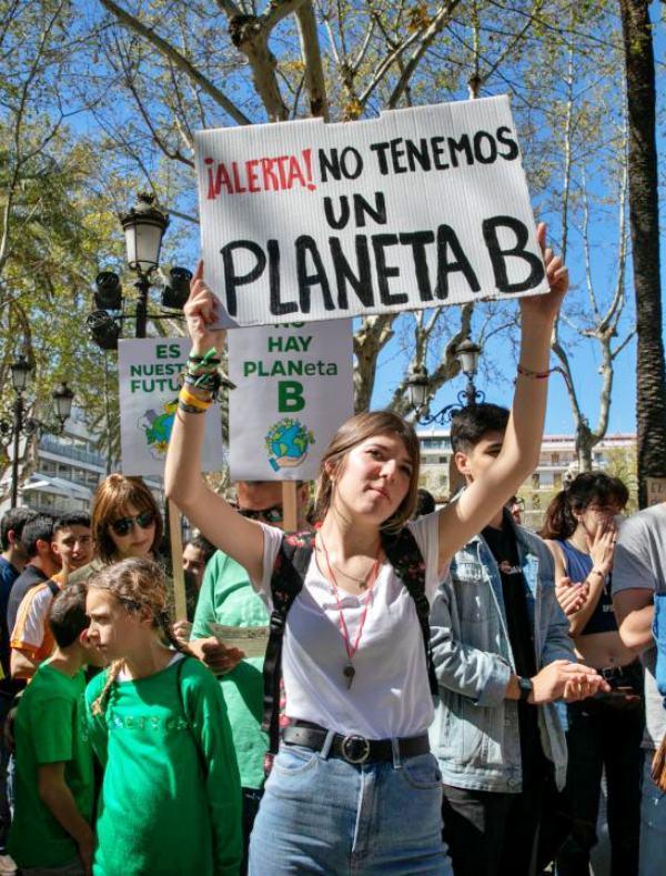 España, el país de Europa más preocupado por el cambio climático
