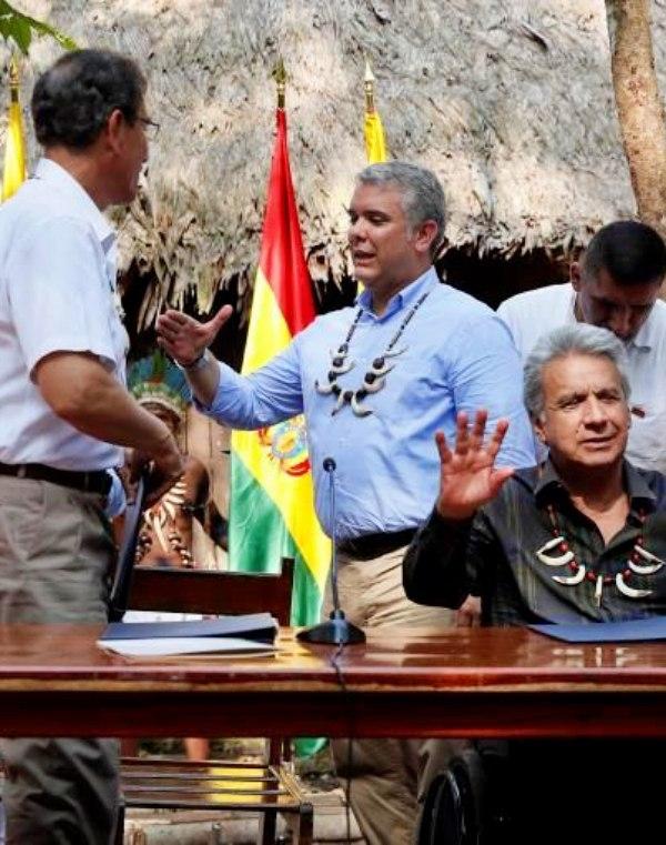 El 'Pacto de Leticia' es clave para preservar la Amazonía y reconocer el valor de la naturaleza