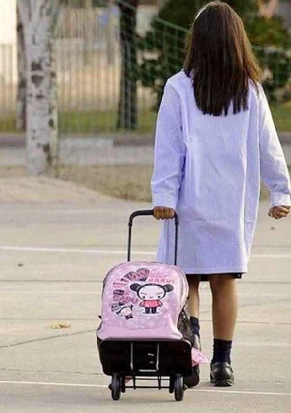 Ir y volver caminando al cole reporta salud física y mental a tu hijo
