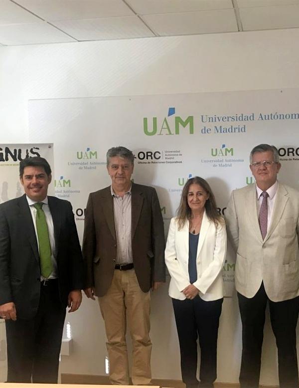 SIGNUS y la Universidad Autónoma de Madrid crean una 'alianza' por la economía circular