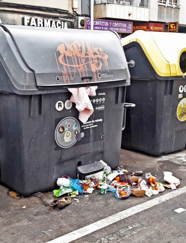 Baleares y el 'turismo de basura'