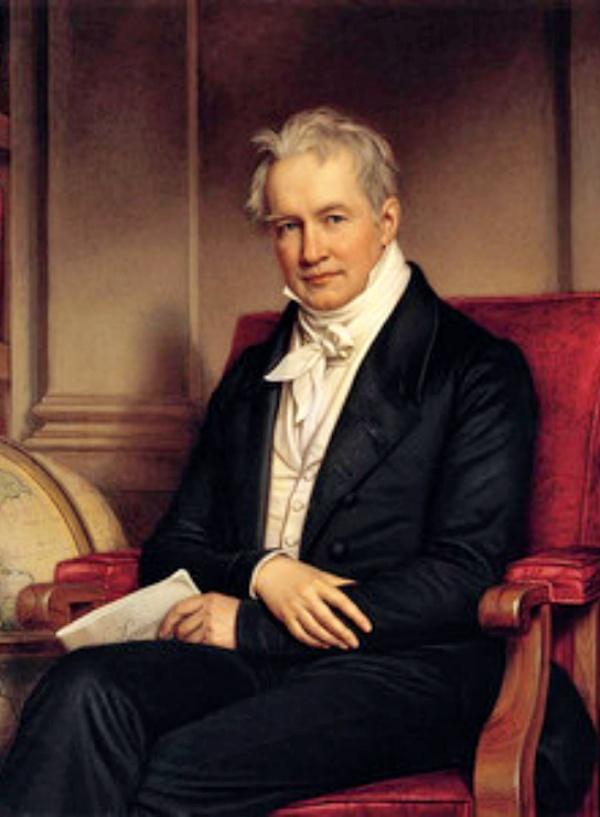 ¿Qué le debemos los conservacionistas a Alexander von Humboldt?