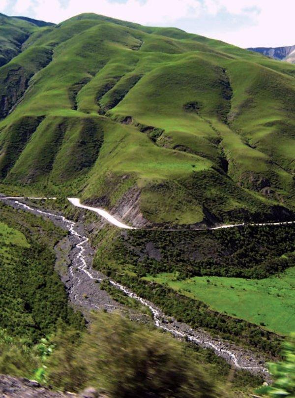 Montañas, la 'Wikipedia' del Planeta