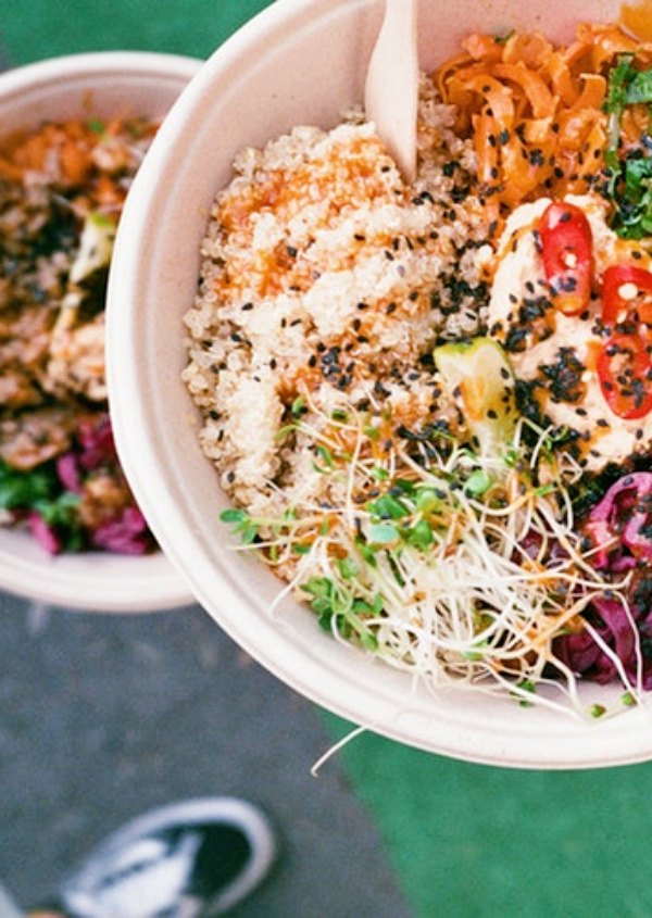 Descubren nuevos y muy saludables beneficios de la dieta vegana