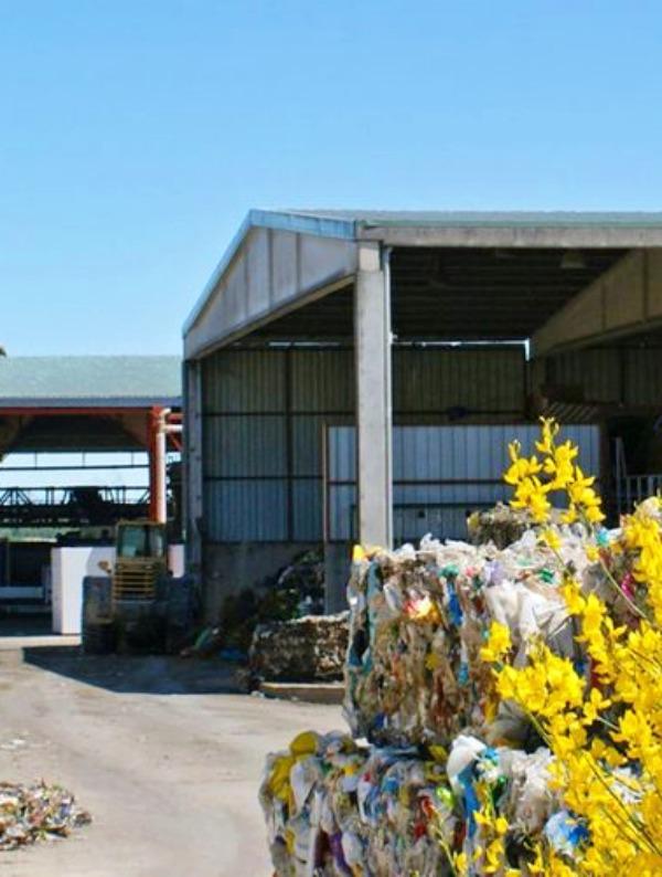 Navarra realiza una gran inversión en las nuevas instalaciones de la planta de residuos de Cárcar